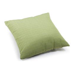 ZUO VIVA - Cat Large Pillow Apple Green Linen - Cat Large Pillow Apple Green Linen