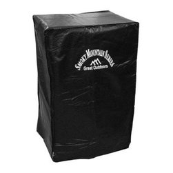 """Landmann - Cover for 32"""" Electric Smoker - Cover for 32"""" electric smoker is made from durable polyester and protects your smoker from outside elements giving it longer life! The zipper closure allows the cover to easily slide over smoker when not in use and easy removal for when the smoker is ready for use. Cover will fit 32"""" smoky mountain electric vertical Smoker model number 32910 product dimensions: 21"""" x 17.5"""" x 33""""This item cannot be shipped to APO/FPO addresses. Please accept our apologies."""