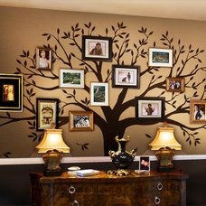 Traditional Wall Decals by Simple Shapes
