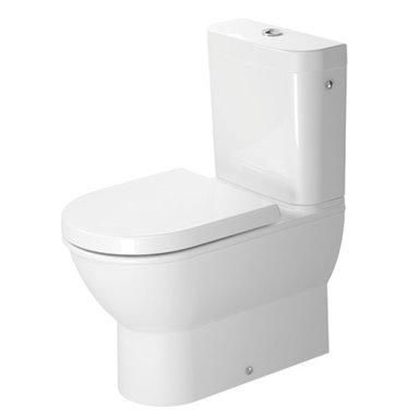 Duravit - Duravit - Toilet floor standing combination, Darling New - 2138090000 - Washdown Model