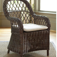 Tropical Dining Chairs by Ballard Designs