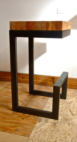 Counter Height Barstool (no back) -