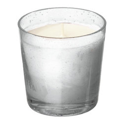 Everybody's Ayurveda - Bliss Filled Votive Ayurvedic Candle - Clear - This tridoshic fragrance inspires happiness and helps maintain dosha balance. 100% soy wax Ayurvedic Candle in Glass. Made in the U.S.A. Package Includes: Ayurvedic Candle Only. Dimensions: Width: 2 inch. Height: 2.75 inch.