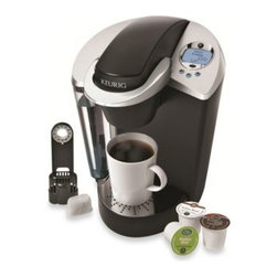 Keurig - Keurig K65 Special Edition Brewer - Enjoy a cup of gourmet coffee in less than 60 seconds right in your home with the Keurig K65 Special Edition Brewer. Patented one-touch brewing technology gives you precise brewing control and does away with the hassle of grinding and measuring.