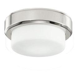 Kichler Lighting - Kichler Lighting Arkwright CFL Ceiling Fan Light Kit X-NP640083 - Kichler Lighting Arkwright CFL Ceiling Fan Light Kit X-NP640083