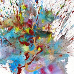 Chaotic Craziness Series 2053.040414 - Original Abstract Painting, 2014 (Origina - Original Abstract Modern Contemporary Paintings & Art More then just a painting for your walls.