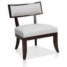 Contemporary Chairs by Jane Lockhart Interior Design