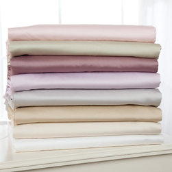 Belle Epoque - Belle Epoque 420 Thread Count Supima Cotton Sheet Set with Hem Stitch - 62721S - Shop for Sheets from Hayneedle.com! Sound slumber starts with fine bed linens like the Belle Epoque 420 Thread Count Sheet Set with Hem Stitch. Available in twin full queen king and California king sizes this luxurious 420-thread count sheet set is made from soft durable 100% supima cotton fabric and is machine washable for easy maintenance. Supima has a long fiber that provides a smoother feel than most types of cotton. This set includes a fitted sheet flat sheet and - depending on the size you choose - one or two matching pillowcases. The flat sheet features a six-inch hem and an elegant hemstitch for a classic flair. The fitted sheet accommodates up to a 20-inch deep mattress. Pillowcases are oversized with a six-inch cuff and lovely hemstitch detailing. This sheet set comes in a variety of color options.About CGG Home FashionsWhether you are shopping at Bloomingdale's or relaxing at a premier resort you are sure to find and appreciate CGG Home Fashions products. For over 20 years the company has been offering a broad selection of luxury linens high thread count sheets duvet covers pillows down and synthetic comforters drapes and table linens. CGG's acclaimed Belle Epoque collection is the epitome of elegance with styles ranging from traditional to contemporary. With offices and a warehouse in Yonkers New York and a showroom on New York's Fifth Avenue CGG is at the epicenter of textile design and innovation.