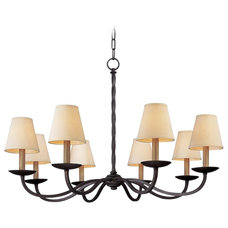 Rustic Chandeliers by Lamps Plus