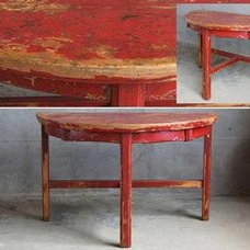 Asian Side Tables And End Tables by Mecox Gardens
