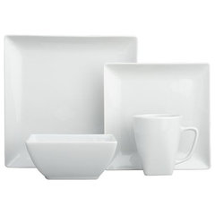 modern dinnerware by Crate&amp;Barrel