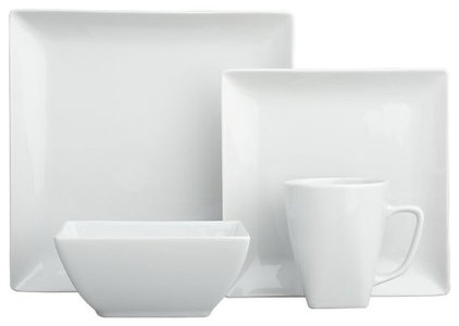 Modern Dinnerware by Crate&Barrel
