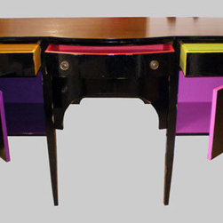 DevilsApricot - Upccycled Sheraton Console.