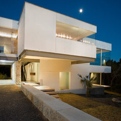modern exterior by Sago International