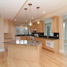 Contemporary Kitchen by Stanton Homes