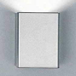 Micro Box Wall Sconce by OTY Light -