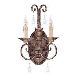 Savoy House - Savoy House 9-1402-2-256 Antoinette 2 Light Sconce - #N/A