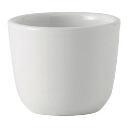 Tuxton - DuraTux 4 1/2 oz Chinese Tea Cup Porcelain White - Case of 36 - DuraTux offers the widest selection of ceramic ovenware and accessory items in the industry. Our products are designed to handle the demands of any fastpaced environment  without breaking your budget. As with our dinnerware products all our ovenware items are fully microwavesafe, ovenproof, and dishwasherfriendly. Teapots, creamers, sugar holders- all items that are necessary for a kitchen. Our Teapots and Accessories are durable affordable and come in a variety of colors.