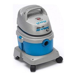 Shop Vac - AA 1.5 Gallon Wet Dry Vac - All Around  1.5 gallon wet / dry household vac 2.0 peak HP wall mountable     Color: Gray/Blue  This item cannot be shipped to APO/FPO addresses. Please accept our apologies.