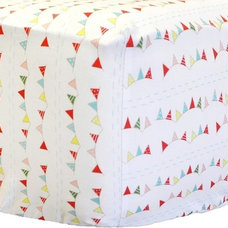 Contemporary Baby Bedding by New Arrivals, Inc