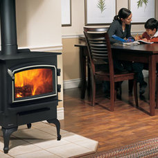 Traditional Fireplaces by Estates Chimney Sweep, Inc.