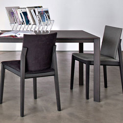 Breva Chair - I love this classy dining room chair by designer Arik Levy.