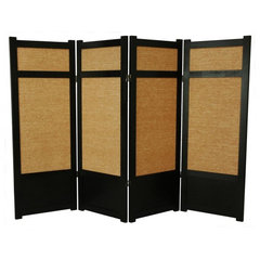 asian screens and wall dividers by The Room Divider Store