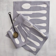 Eclectic Dish Towels by West Elm