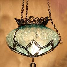 Mediterranean Pendant Lighting by Hedef Aydınlatma
