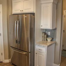 Craftsman Kitchen by Symphony Homes
