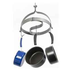 Enclume Rack It Up Ceiling Yin Yang Circle Rack This