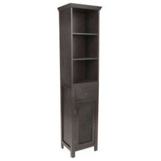 Traditional Bathroom Storage by Home Depot