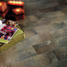 Traditional Floor Tiles by Sarana Tile
