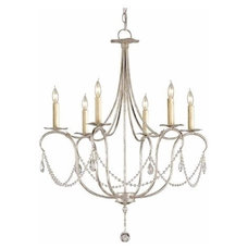 Modern Chandeliers by Cottage and Bungalow