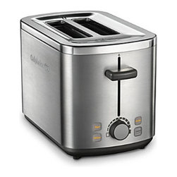 Calphalon - Calphalon 1779206 2 Slice Toaster Multicolor - 1779206 - Shop for Toasters from Hayneedle.com! About CalphalonCalphalon's mission is to be the culinary authority in kitchenwares enhancing the home chef's food experience during planning prep cooking baking and serving. Based in Toledo Ohio Calphalon is a leading manufacturer of professional quality cookware cutlery bakeware and kitchen accessories for the home chef. Calphalon is a Newell-Rubbermaid company. Calphalon's goal is to give you the home chef all the tools you need to realize your highest potential in the kitchen. From your holiday roasting pan to your everyday fry pan count on Calphalon to be your culinary partner - day in and day out for breakfast lunch and dinner for a lifetime.