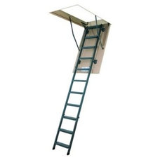 Contemporary Ladders And Step Stools by Home Depot