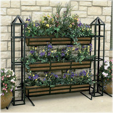 Contemporary Outdoor Planters by avantgardendecor.com
