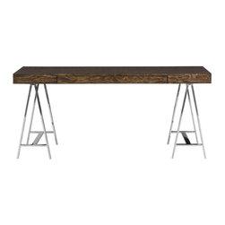 Vanguard Furniture - Vanguard Furniture Scribner Desk W333DK-DE - Vanguard Furniture Scribner Desk W333DK-DE