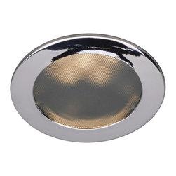 """WAC Lighting - 4"""" LEDme Shower Trim, Hr-Led431-Ch - 4"""" LEDme Shower Trim"""
