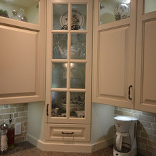 traditional kitchen cabinets by Marr-Tech Kitchens Ltd.