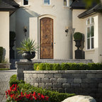 Large Entry Doors -