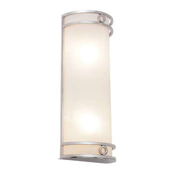 Trans Globe Lighting - Trans Globe Lighting MDN-1030 PC Wall Sconce In Polished Chrome - Part Number: MDN-1030 PC