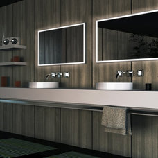Contemporary Bathroom Lighting And Vanity Lighting by Cronos Design