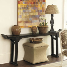 Asian Console Tables by Ballard Designs