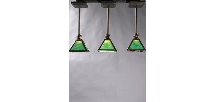 Eclectic Pendant Lighting by GenuineAntiqueLighting.net