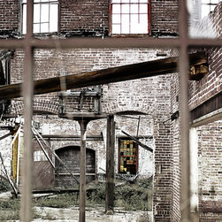 Fine Art Decor_Structures - Color, architectural landscape photograph. Custom sizes and printed materials. Sizes range from desktop to wallpaper please contact for details. Copyright Joseph Bronzino. No usage permitted without written consent. All rights reserved.