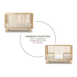 Oeuf - Sparrow Toddler Bed Conversion Kit - Sparrow Toddler Bed Conversion Kit