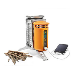 BioLite CampStove - Make a fire, cook and charge your devices all from sticks you collect on your walk. This is perfect for anyone who loves to camp.