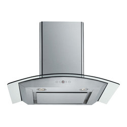 Cavaliere - Cavaliere SV198D-SP30 30, Wall-Mounted Stainless Steel Range Hood - Mounting version - Wall Mounted