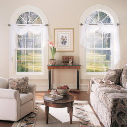 Excalibur® : Fusion-Welded Vinyl Windows - Excalibur® windows are expertly crafted for superior quality and value, and built for exceptional appearance and performance. Photo by Alside
